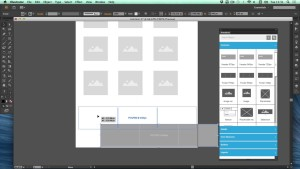 Adds wireframing block in Illustrator with easy to use Armature