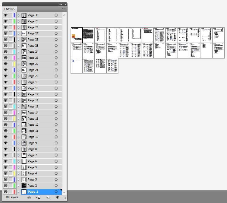 Open multipage PDF   Ai Scripts