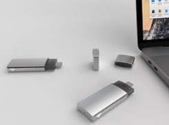 SSB Super Speed Blazer high speed USB flash drive containing Windows to Go. Portable. Play newest PC games.